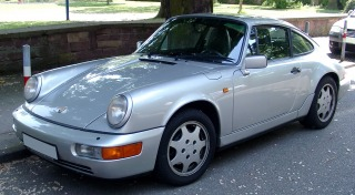 Chiptuning Porsche 964 911 Turbo 3.6 - 265 kw