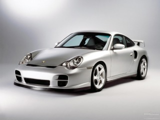 Chiptuning Porsche 996 911 Turbo S - 331 kw