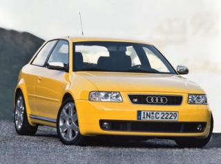 Chiptuning Audi A3 - r.v. do 2003 1.8 T - 110 kw