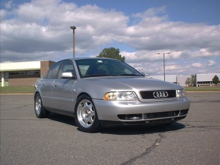 Chiptuning Audi A4 - r.v. do 2000 A4 2.8 - 142 kw
