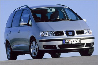 Chiptuning Seat Alhambra - od r.v. 1999 1.9 Tdi - PD - 66 kw