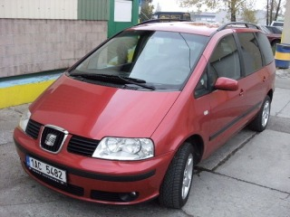 Chiptuning Seat Alhambra - do r.v. 1999 1.9 Tdi - 81 kw