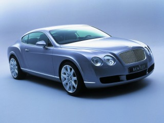 Chiptuning Bentley Continental GT 6000 Bi- turbo - 411 kw