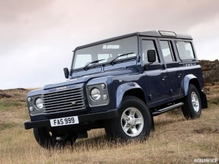 Chiptuning Land Rover Defender Td 5 - 90 kw