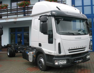 Chiptuning Iveco Eurocargo E28 - 205 kw