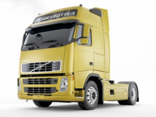 Chiptuning Volvo FH 400 D13A 12.8 L - 294 kw