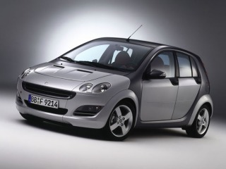 Chiptuning Smart FORFOUR CDI - 50 kw