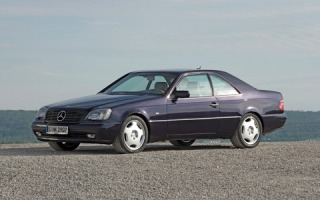 Chiptuning Mercedes CL - C140 (1991 - 1998) 600 - 290 kw
