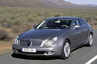 Chiptuning Mercedes CLS - C219 (2004 - 2010) CLS 320 CDi - 165 kw