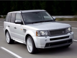 Chiptuning Land Rover Range Rover 3.0 TD6 - 130 kw