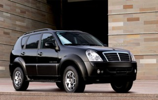 Chiptuning Ssangyong Rexton 270 Xdi - 121 kw