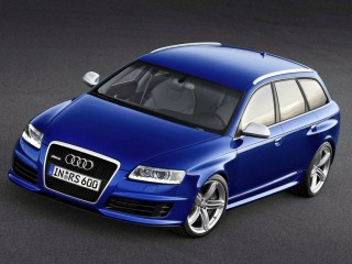 Chiptuning Audi RS6 n/a - 331 kw