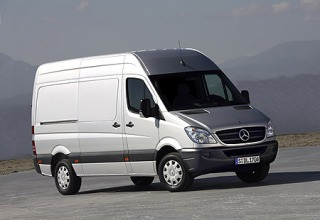 Chiptuning Mercedes SPRINTER 218 CDI - 135 kw
