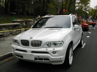 Chiptuning BMW X5 - E 53 4.6 is - 255 kw