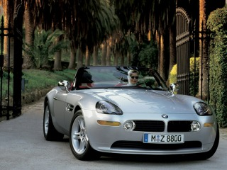 Chiptuning BMW Z8 4.9 V8 - 294 kw