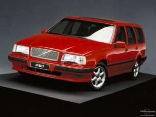 Chiptuning Volvo 850 T5 R - 177 kw