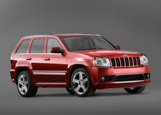 Chiptuning Jeep Grand Cherokee (do 2011) 2.7 CRD - 120 kw
