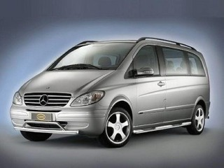 Chiptuning Mercedes VITO - W638 (1996 - 2003) 110 CDI - 75 kw