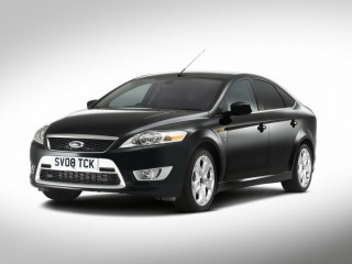 Chiptuning Ford Mondeo 2.0 TDCI - 96 kw