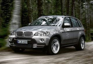 Chiptuning BMW X5 - E 70 4.8 is - 265 kw